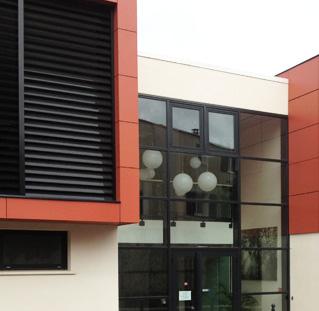 Lamy Maillard Entreprises - Castelnau-le-Lez - Menuiserie extérieure